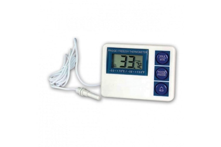 Fridge And Freezer Digital Thermometer