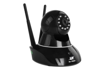 UL-TECH 1080P Wireless IP Camera (Black)