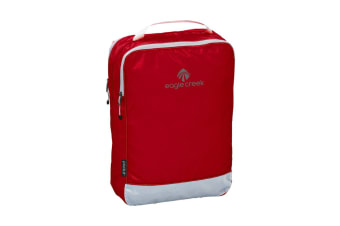 Eagle Pack-It Specter Clean Dirty Cube Medium - Volcano Red