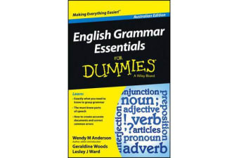English Grammar Essentials For Dummies - Australia