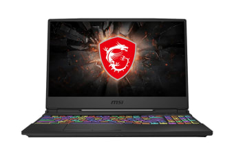 "MSI GL65 15.6"" FHD 144Hz Core i7-9750H 8GB RAM 512GB SSD RTX 2060 Gaming Laptop"