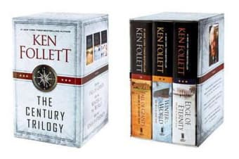 The Century Trilogy Trade Paperback Boxed Set - Fall of Giants; Winter of the World; Edge of Eternity