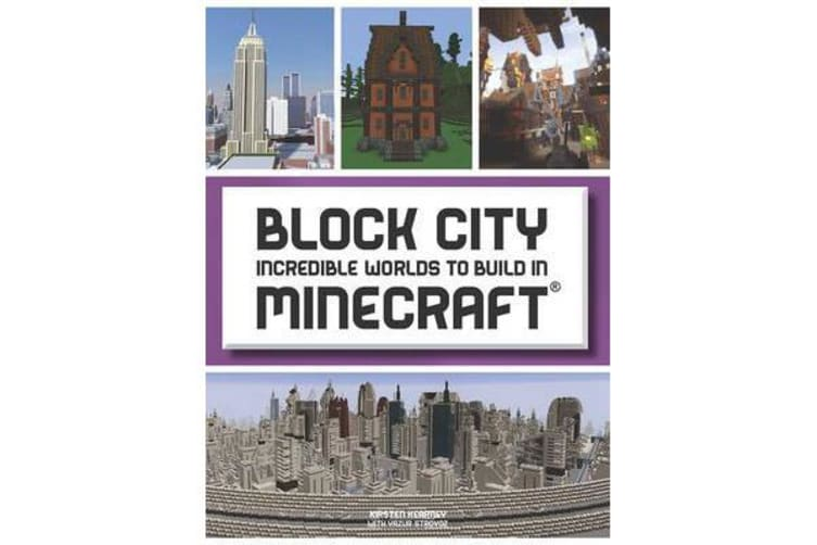 Block City - Incredible Worlds to Build in Minecraft