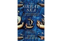 The Great Sea - A Human History of the Mediterranean