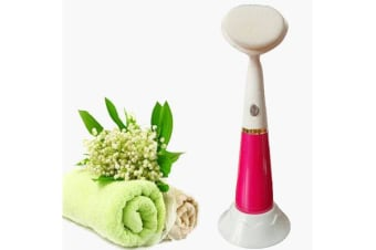 Gen 8Th Deep Pore Cleansing Sonic Vibration Massager Makeup Remover Soft Brush