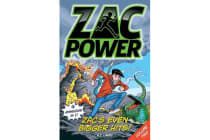 Zac's Even Bigger Hits: Volume 2 - Four missions in one book!