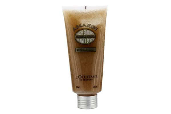 L'Occitane Almond Shower Scrub (200ml/6.7oz)