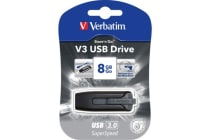 Verbatim 8Gb Usb 3.0 Flash Drive