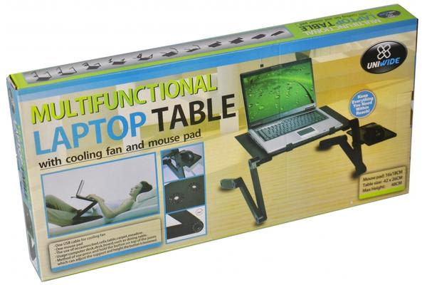 Adjustable Vented Laptop Table