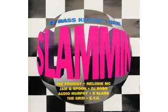 Various ‎– Slammin' PRE-OWNED CD: DISC EXCELLENT