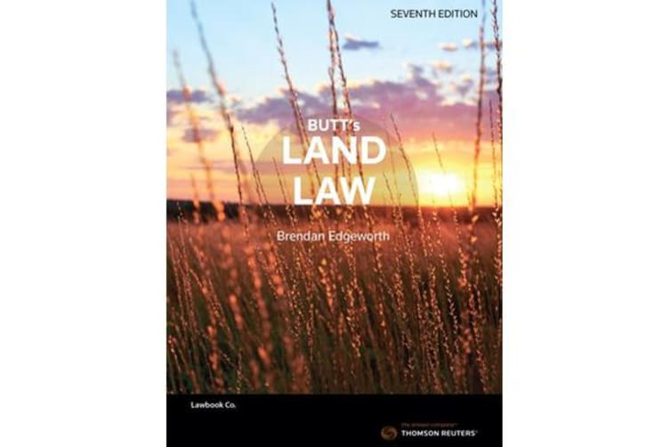 Butt's Land Law