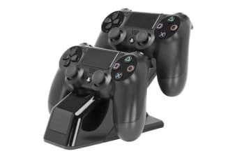 PDP New Energizer X2 Charging System for Playstation 4 Controller