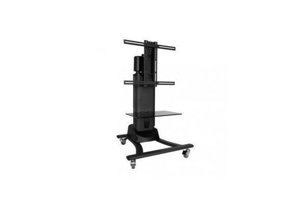 ATDEC TH-EMC Telehook Floor Motorised TV Cart