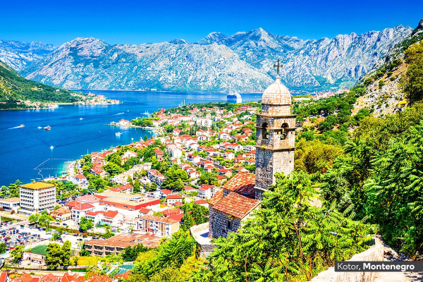 EUROPE: 20 Day European Dream Tour with Mediterranean Cruise Including Flights For One (Interior Cabin, Single Room)