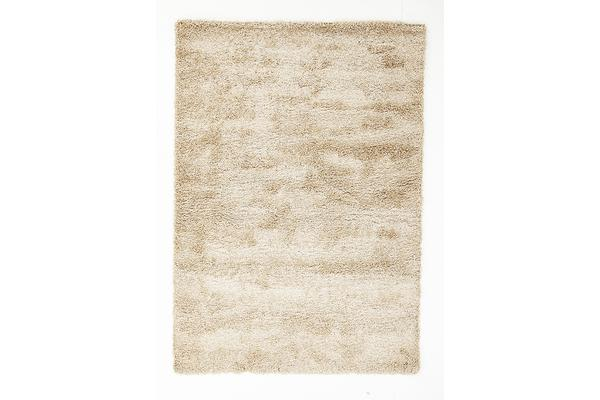 Kensington Shag Rug - Light Beige 330x240cm