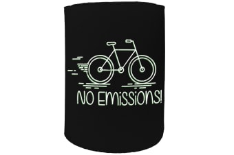 123t Stubby Holder - RLTW no emissions CYCLING - Funny Novelty