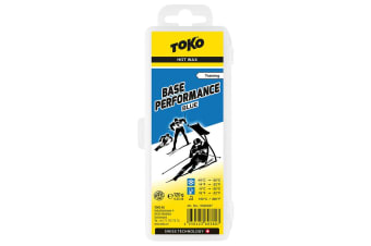 Toko Wax Base Performance Hot Wax Blue 120G
