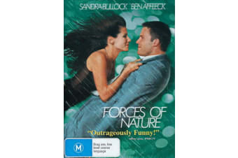 Forces Of Nature  -Comedy Rare- Aus Stock DVD  PREOWNED: DISC LIKE NEW
