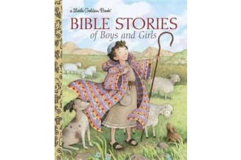 LGB Bible Stories Of Boys And Girl