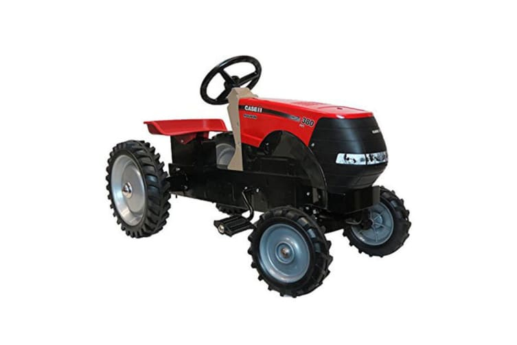 Case IH Agriculture Magnum 380 CVT Pedal Tractor Ride-On Toys/Toy Kids 3y+ Red