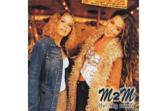 M2M ‎– The Big Room BRAND NEW SEALED MUSIC ALBUM CD - AU STOCK