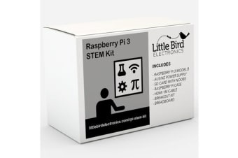 Raspberry Pi 3 STEM Kit