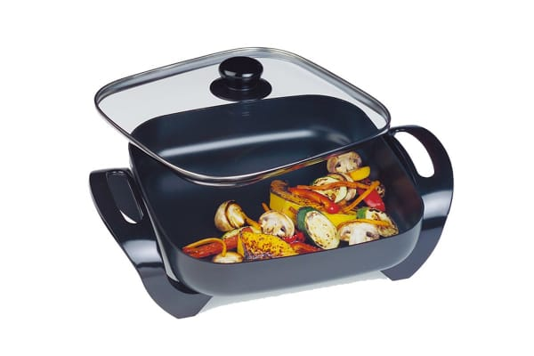 Maxim Square Electric Frypan (BR01)