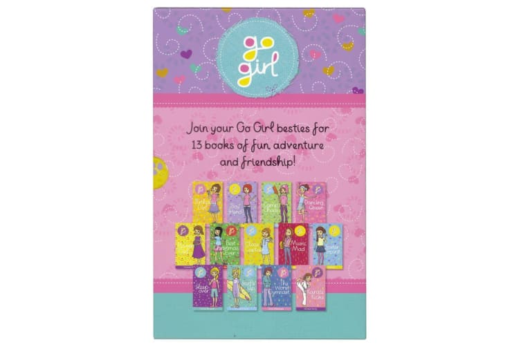 Go Girl  - The Besties Collection
