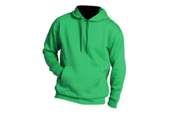 SOLS Slam Unisex Hooded Sweatshirt / Hoodie (Kelly Green)