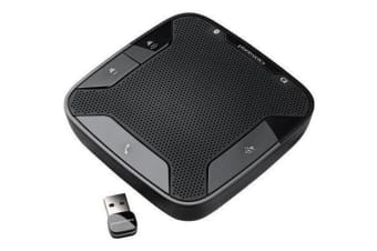 Plantronics Calisto P620-M Bluetooth Speakerphone Version optimized for Microsoft Lync 2010 &OCS
