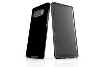 For Samsung Galaxy Note 8 Case  Shielding Back Cover  Black