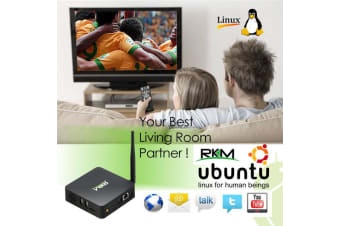 RKM MK902S LE Quad Core (Linux Edition) Picuntu Linux Mini PC