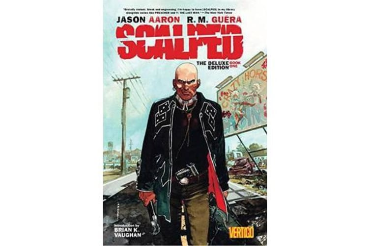 Scalped Deluxe Edition Book One