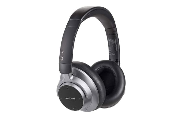 Anker SoundCore Space Noise Cancelling Headphones (Black & Gray)