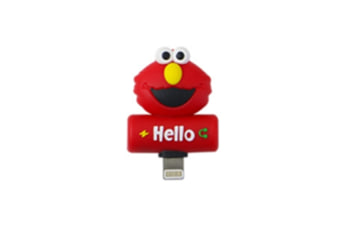 Cartoon Audio Charging 2-In-1 Adapter For Iphone - 13