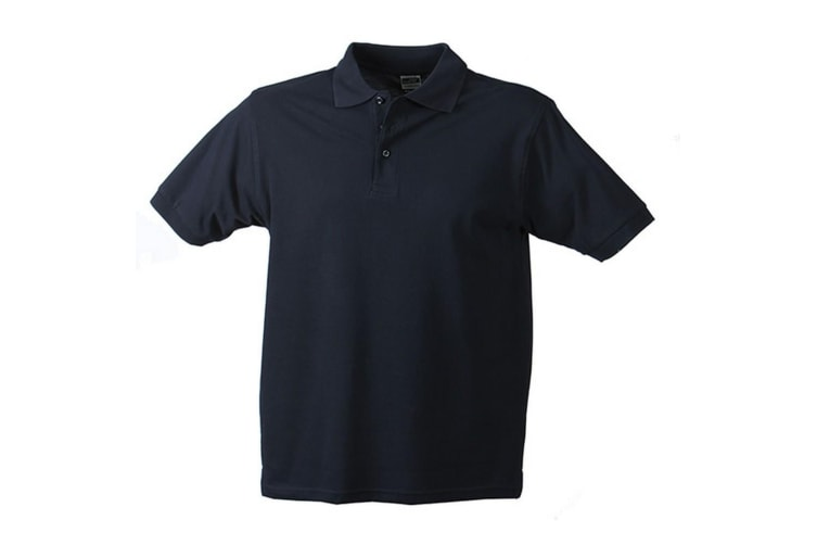 James and Nicholson Mens Classic Polo (Navy) (XL)