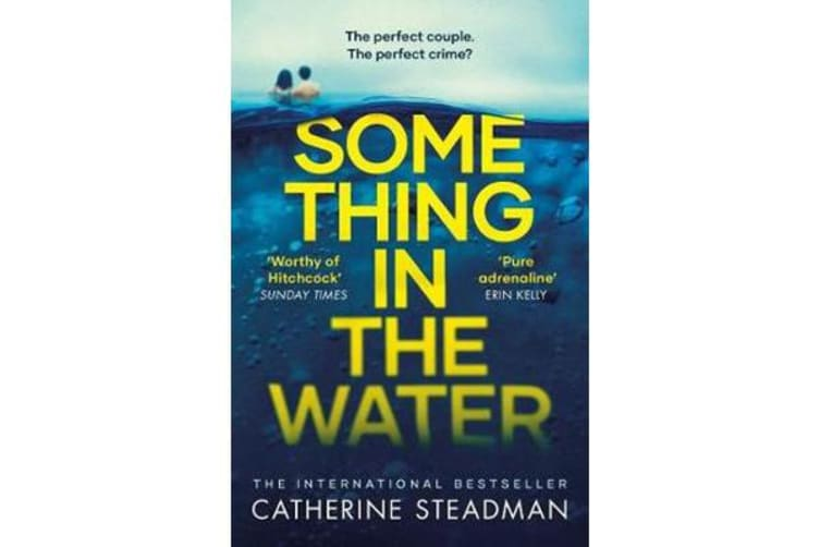 Something in the Water - The Gripping Reese Witherspoon Book Club Pick!