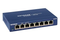 Netgear ProSafe 8-Port Gigabit Desktop Switch (GS108)