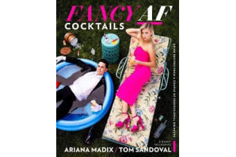 Fancy AF Cocktails - Drink Recipes from a Couple of Professional Drinkers