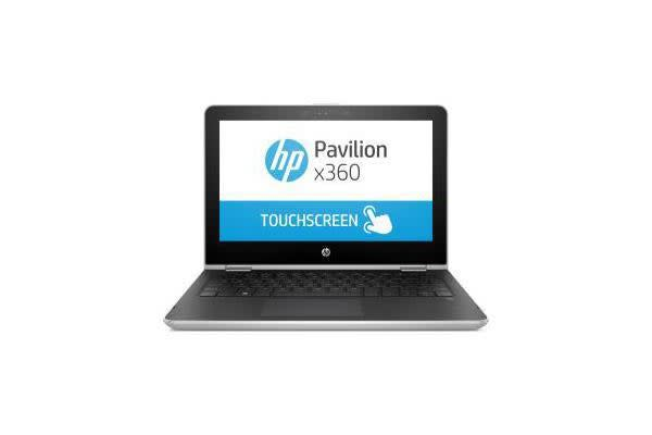 HP PAV X360 11-AD001TU CEL-N3350 4GB(RAM) 500GB(SATA) 11.6IN(HD-LED) WL-AC BT W10HOME 1/1/0YR SILVER