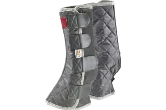 Equilibrium Therapy Magnetic Horse Chaps (Grey)