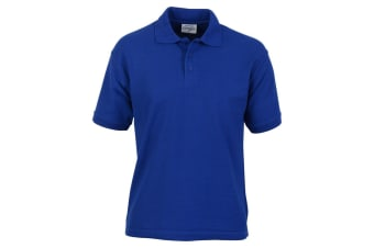 Absolute Apparel Mens Titan Polo (Royal)