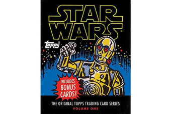 Star Wars - The Original Topps Trading Card Series, Volume One