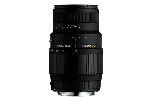 Sigma 70-300mm f/4-5.6 DG Macro for Canon