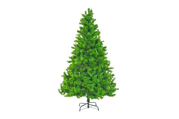 7Ft 210cm Green Xmas Tree