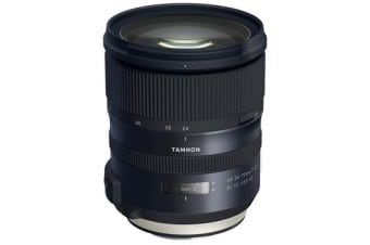 New Tamron SP 24-70mm F/2.8 Di VC USD G2 Lenses For Canon (FREE DELIVERY + 1 YEAR AU WARRANTY)