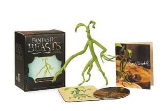 Fantastic Beasts and Where to Find Them - Bendable Bowtruckle