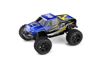 Rusco Pro 1:12 RC 2.4GHz Dune Crusher Desert Blaster Buggy in Blue