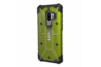 UAG Plasma Case for Galaxy S9 Plus Citron