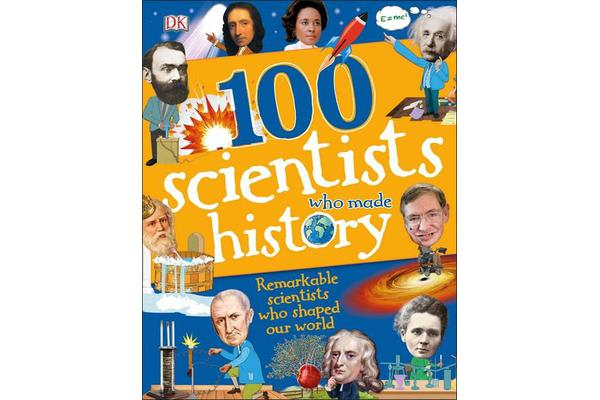 Image of 100 Scientists Who Made History
